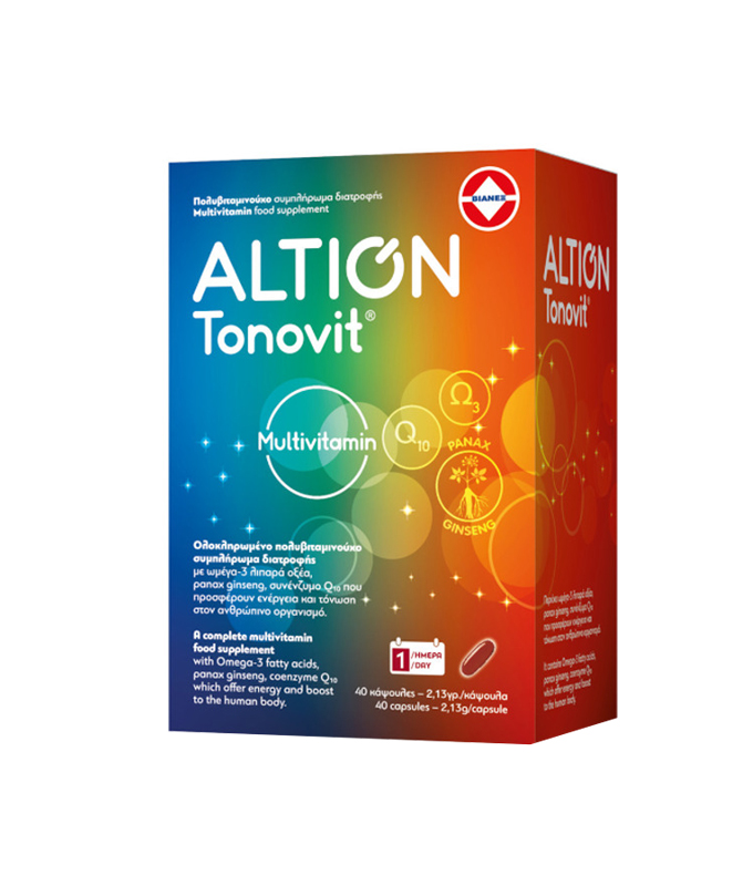 ALTION TONOVIT 40 softcaps