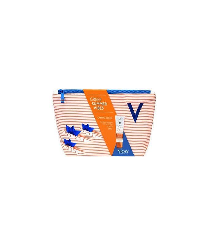 Vichy Ideal Soleil Anti-Taches - Φροντίδα κατά των κηλίδων με χρώμα 3-σε-1 SPF50+ 50ml