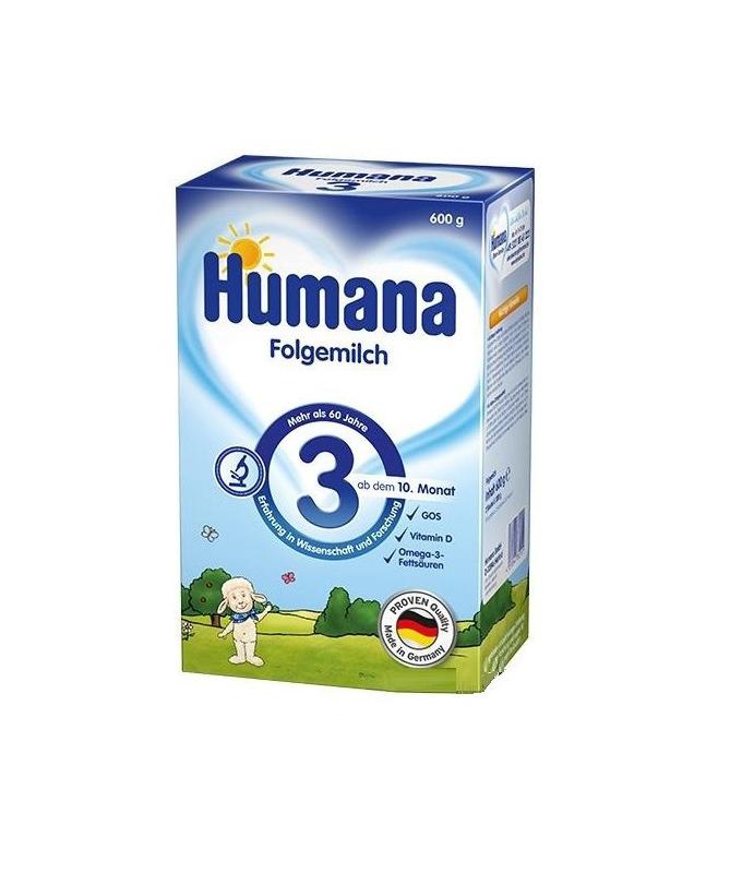 HUMANA BABY MILK No3