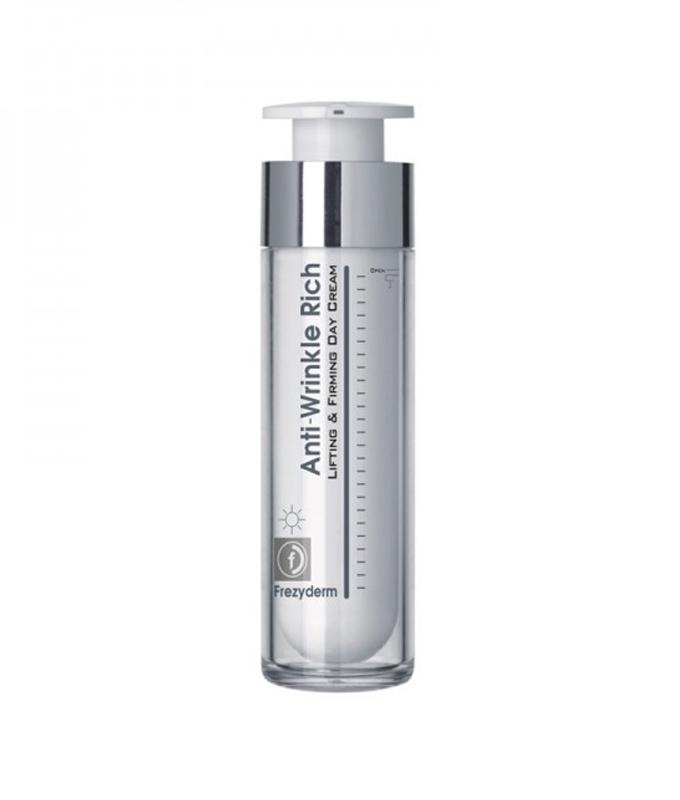 Frezyderm Anti-Wrinkle Rich Day Cream - Αντιρυτιδική Κρέμα Με Συσφικτική & Ανορθωτική Δράση (45+) 50ml