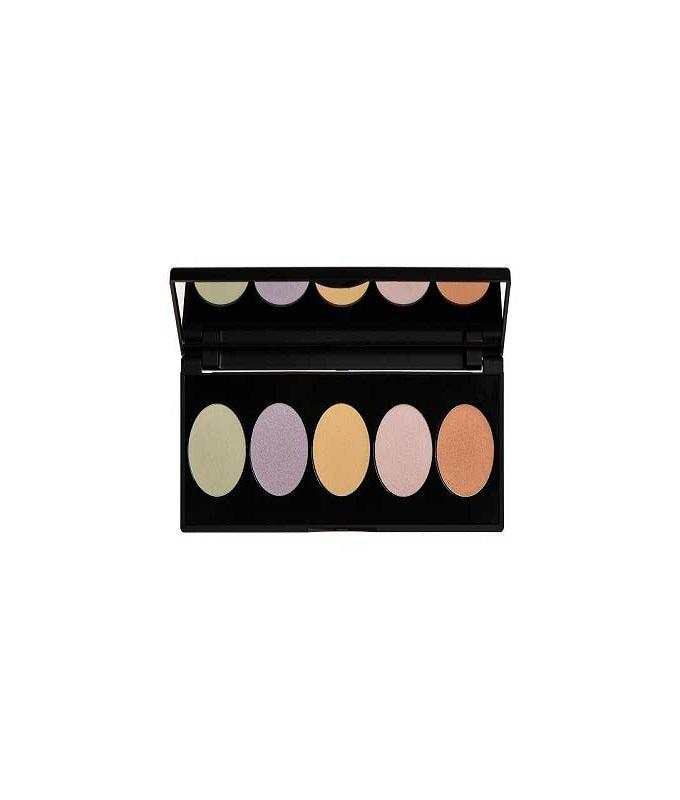 Korres Colour-Correcting Palette, Παλέτα Χρωμάτων για Κάλυψη Ατελειών 5,5gr