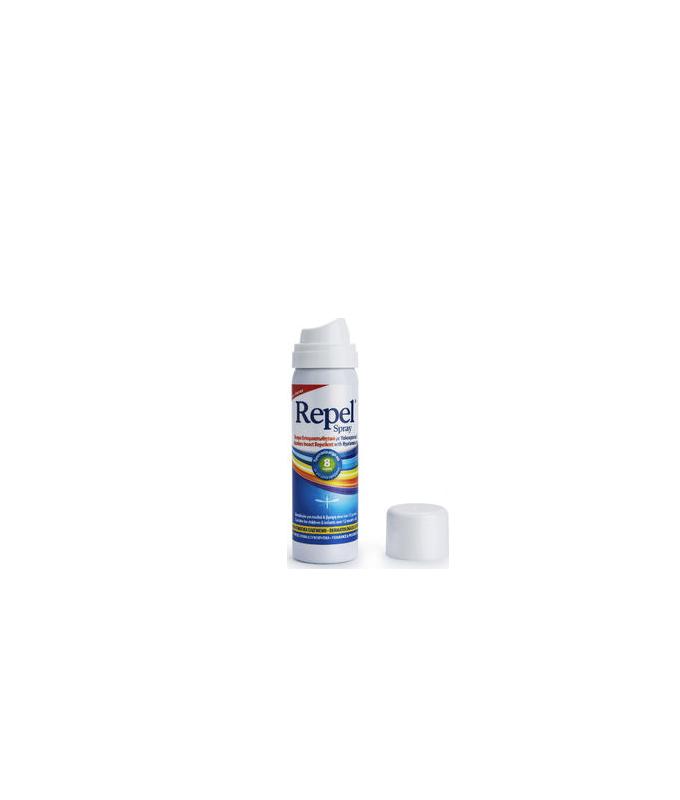 Uni-Pharma Repel Spray – Άοσμο Εντομοαπωθητικό, Κατάλληλο Για Παιδιά & Βρέφη, 50ml