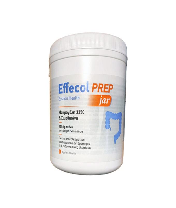 Epsilon Health Effecol Prep Jar