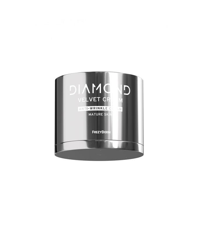 FREZYDERM Diamond Velvet Cream Anti-Wrinkle Αντιγήρανση & Σύσφιξη για Ώριμο Δέρμα 50ml