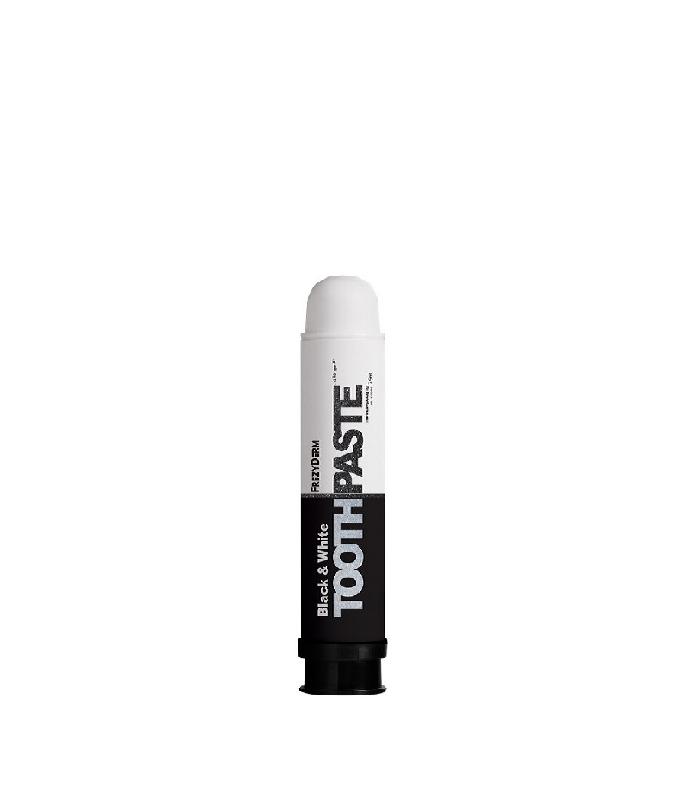 Frezyderm Toothpaste Black & Polish Toothpaste, για Άμεση Λεύκανση με Ενεργό Άνθρακα 75ml