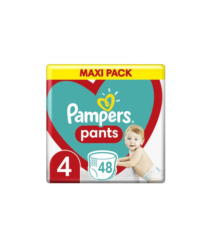 Pampers Pants No 4 (9-15kg) 48τμχ