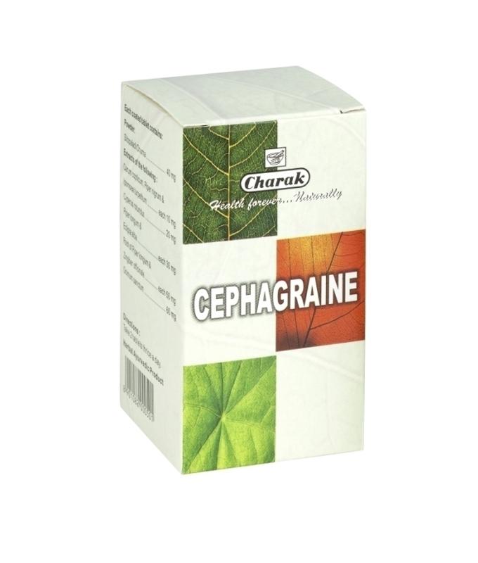 CHARAK CEPHAGRAINE TABL X100