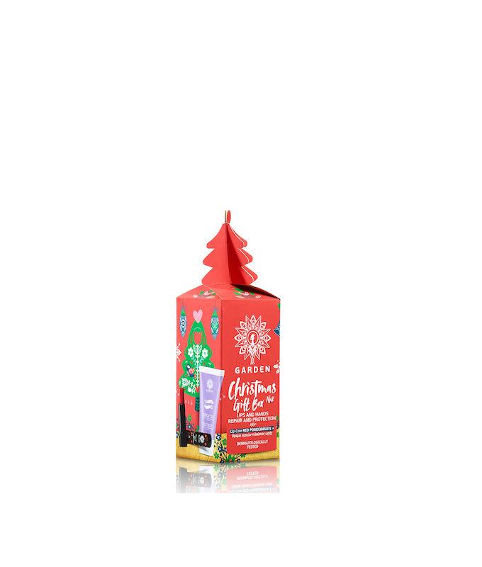 Garden Christmas Gift Box No2 p Care Pomegranate & Kρέμα Χεριών Πλούσιας Υφής 30ml