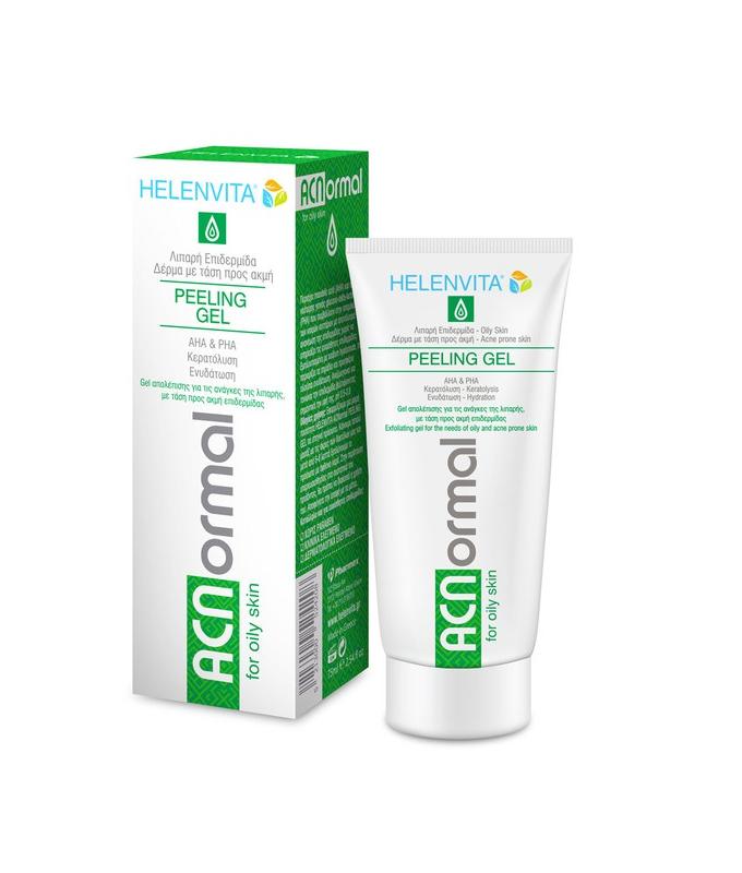 HELENVITA ACNormal Peeling Gel for Oily Skin 75 ml