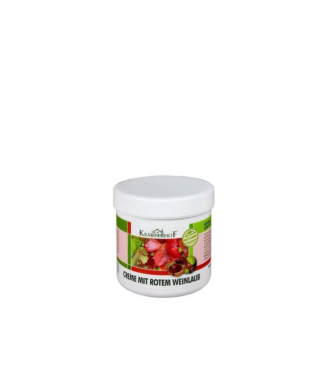 Krauterhof Κρέμα Ποδιών με Αγριοκάστανο και Κόκκινα Αμπελόφυλλα για Κουρασμένα Πρησμένα Πόδια 250ml