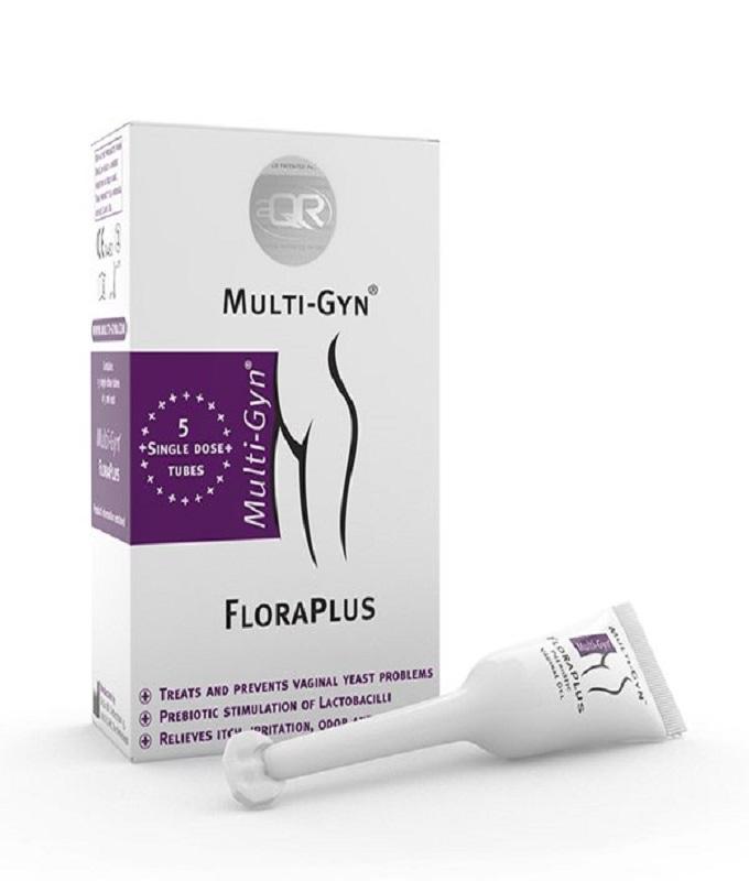 Multi-Gyn FloraPlus x 5 Μονοδόσεις