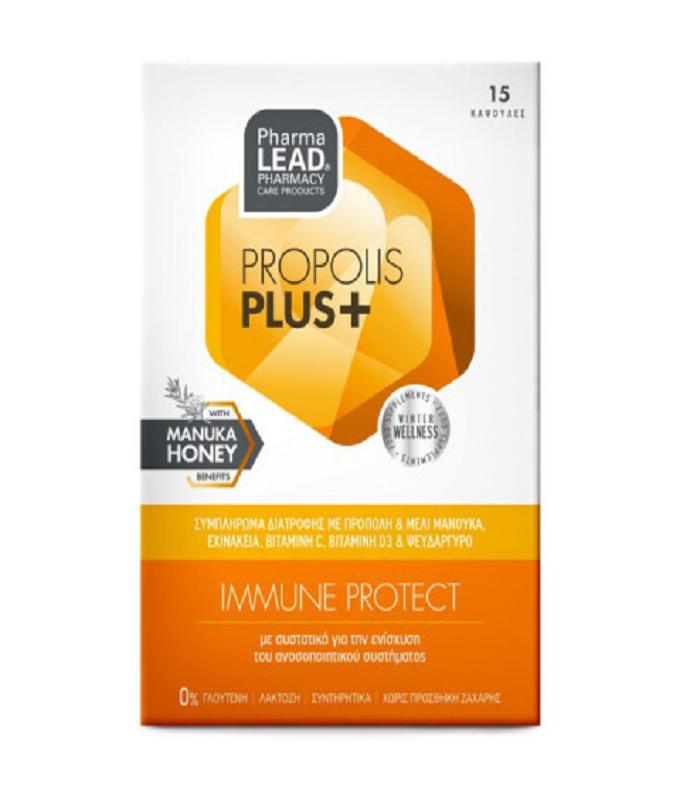 Pharmalead Propolis Plus+ Immune Protect 15caps
