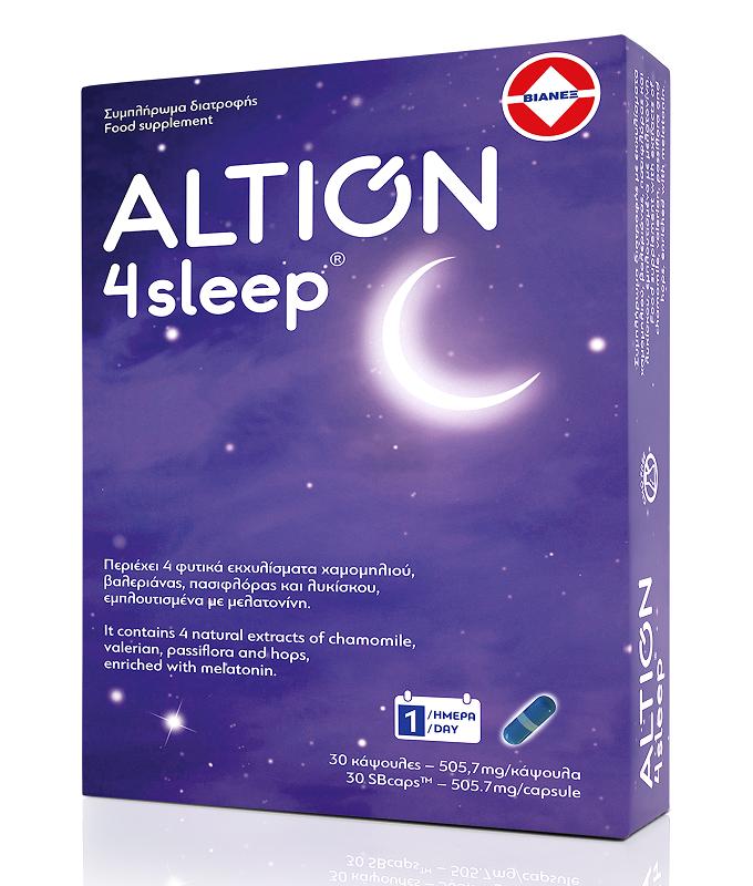 Altion 4Sleep 30 Caps