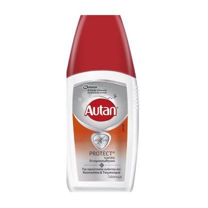 Autan Protect Γαλάκτωμα 100ml 2+ΕΤΩΝ