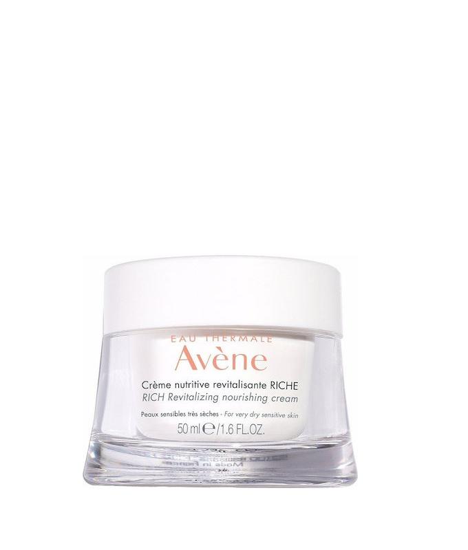 Avene Revitalizing Nourishing Cream Riche Very Dry Sensitive Skin 50ml