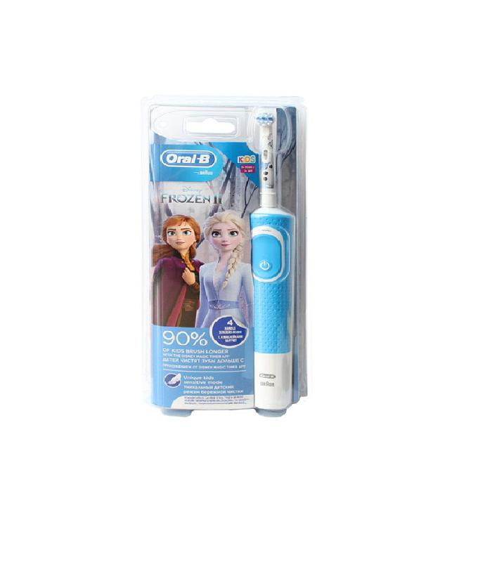 Oral-B Vitality Kids Frozen Παιδική Ηλεκτρική Οδοντόβουρτσα 3+Ετών