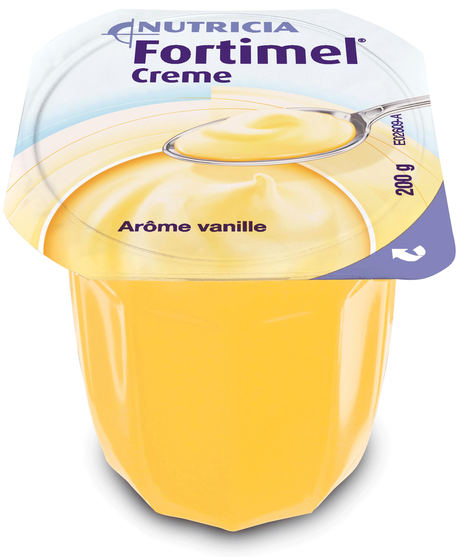 NUTRICIA FORTIMEL CRÈME ΒΑΝΙΛΙΑ 4 X 125GR
