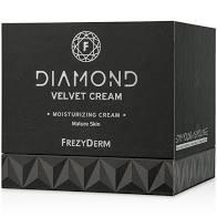 Diamond Velvet Cream Moisturizing Cream Ενυδάτωση για Ώριμο Δέμα 50ml