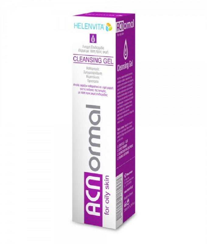 HELENVITA ACNORMAL CLEANSING GEL 200 ml