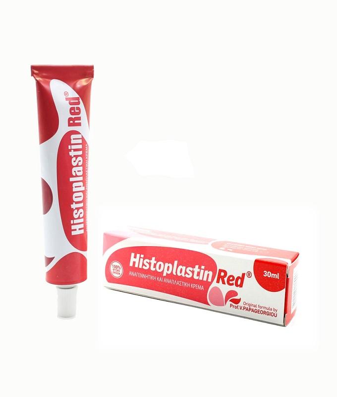 Histoplastin Red Cream Αναπλαστική Κρέμα , 30ml