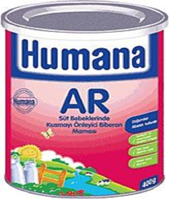 HUMANA AR Αντιαναγωγικό γάλα για βρέφη 400 gr