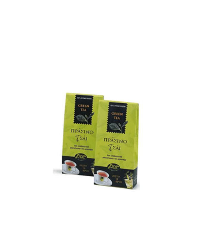 Inoplus Green Tea, Πράσινο Τσάι Ρόφημα, 80gr