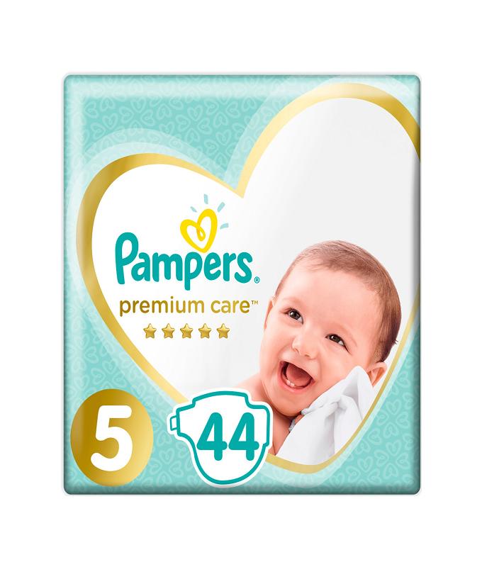 Pampers Premium Care Nο 5 (11-16kg) Jumbo Pack 44τμχ
