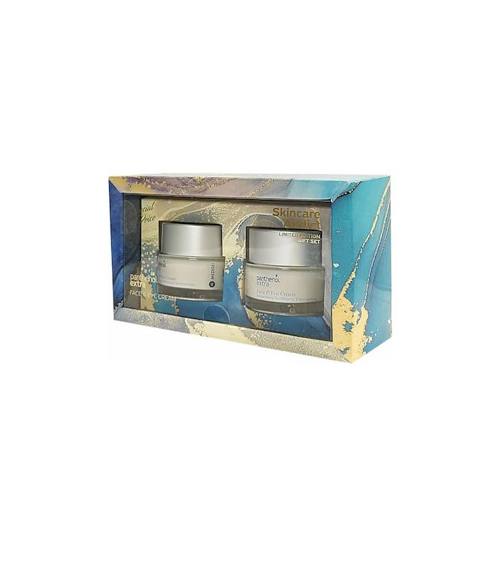 Medisei Panthenol Extra Skincare Addict Set Αντιρυτιδική & Ενυδατική Κρέμα Προσώπου 2 x50 ml