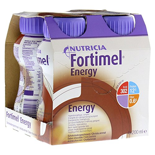 NUTRICIA FORTIMEL ENERGY ΣΟΚΟΛΑΤΑ 4 X 200ML