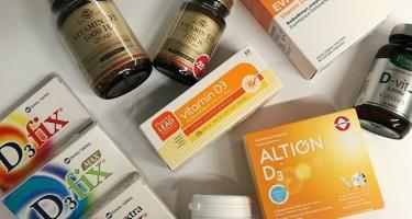 Βιταμίνη D: ένας σπουδαίος σύμμαχος υγείας για όλες τις ηλικίες.